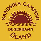 Sandviks camping Logotyp